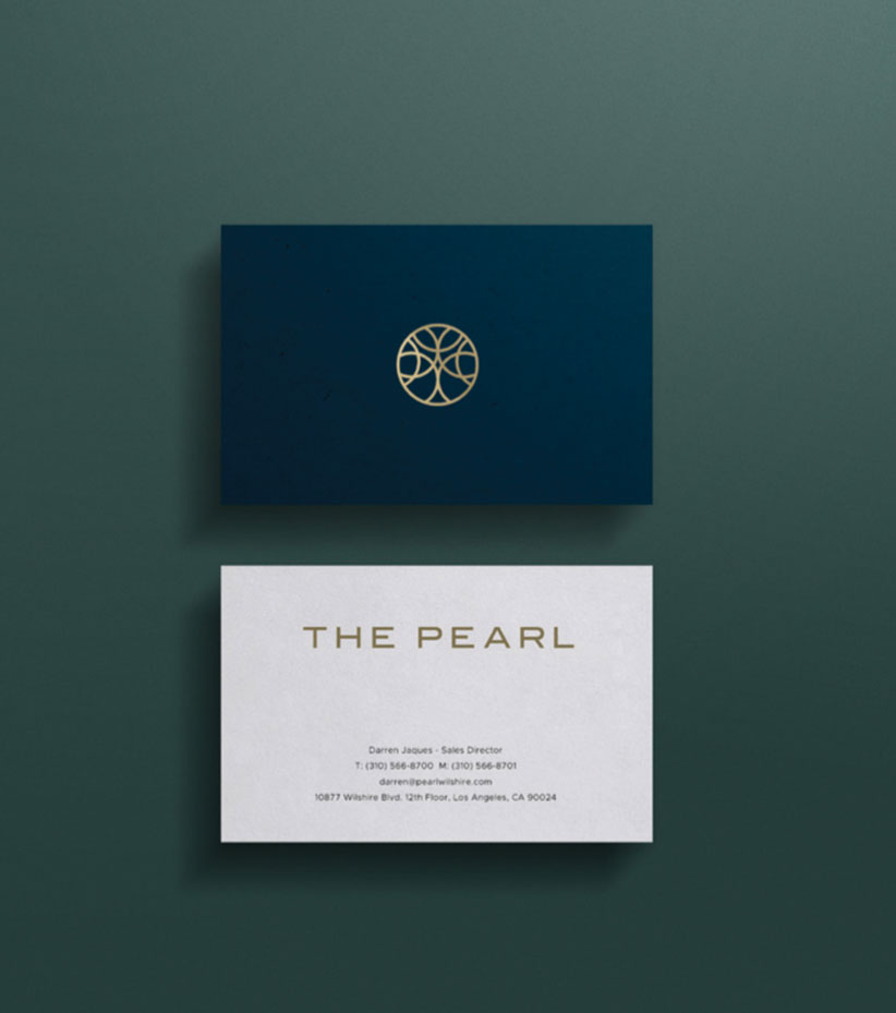 pearl multifamily brand identity uncomn projects