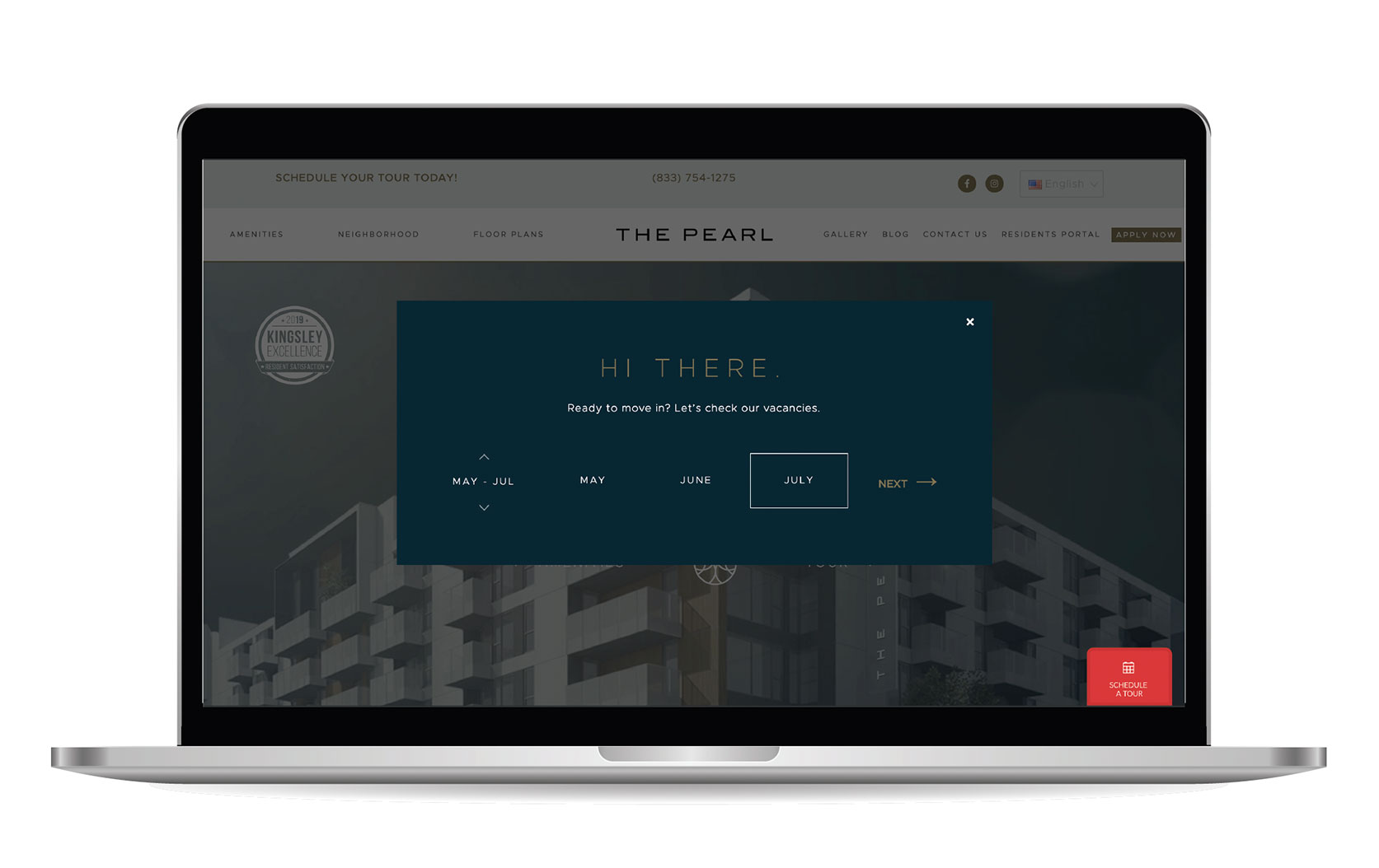 the pearl website design uncomn projects