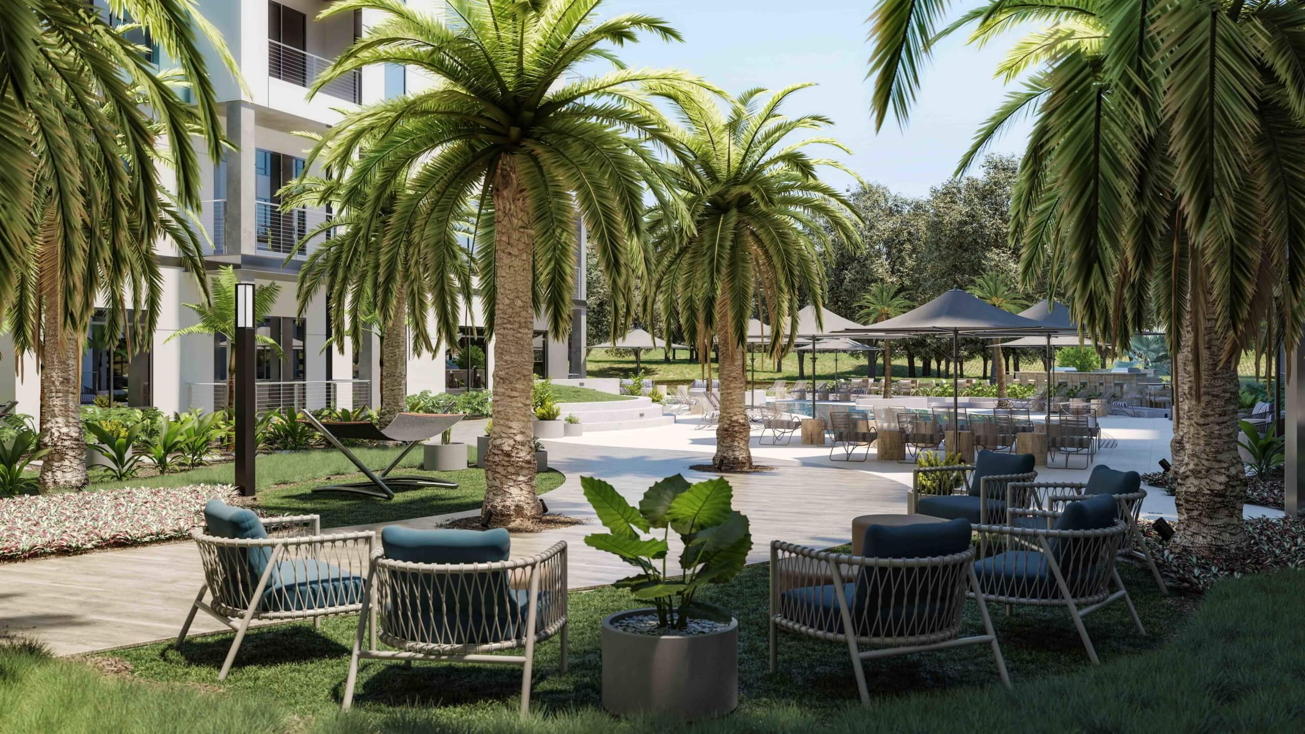Courtland - Outdoor Lounge