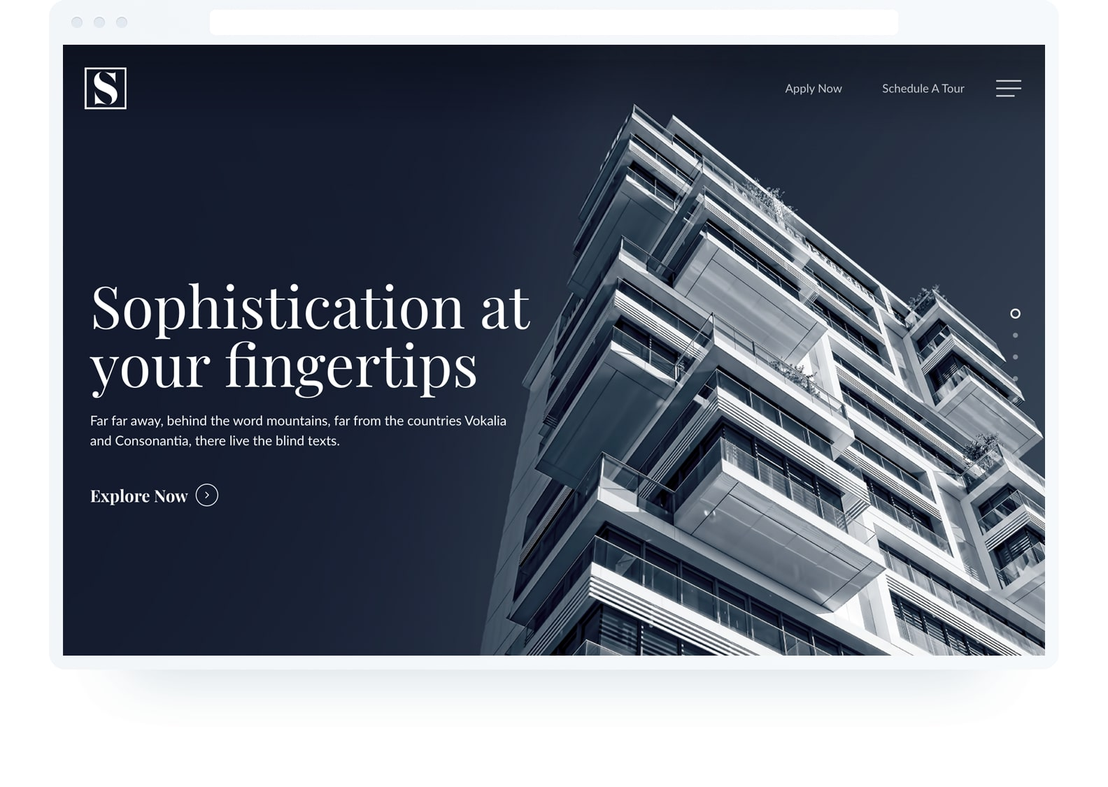 Multifamily Website Design | Uncomn Projects